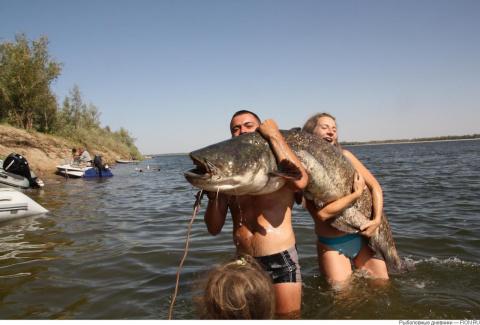 От Мала до Велика - учимся правильной Рыбалке!