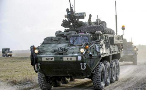 Восточный перелом НАТО. Альянс готовится к радикальным шагам в Европе и Балтии. Оброк для НАТО: как США заставляют Европу повышать военные расходы