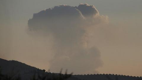 ВВС Турции разбомбили аэродр…