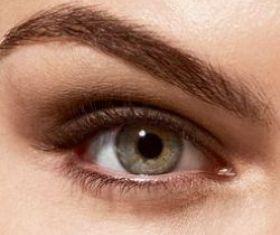 Как красить маленькие глаза