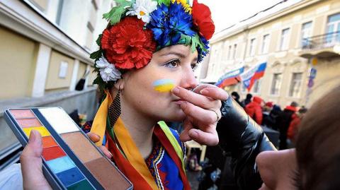 Украина: смерть от латиницы. Владислав Гулевич