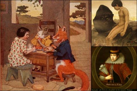 10 ужасных сказок и легенд, …