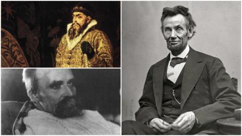 10 великих людей прошлого, к…