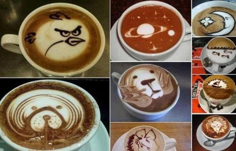 8 «кофейных» художников и их…