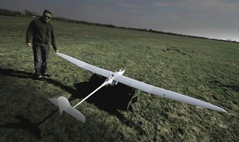 Украинские военные будут следить за противником с помощью польского «летающего глаза»