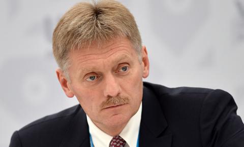 Песков назвал личной инициативой заявление Захарченко о Малороссии