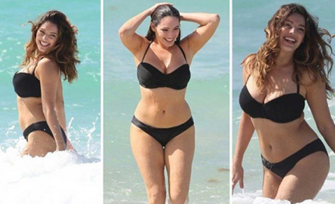 Вот как выглядит идеальное, совершенное женское тело!