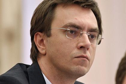 Министр инфраструктуры Украины сообщил, кто виновен в потере Крыма