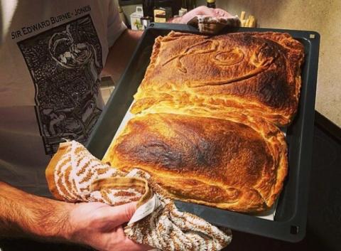 Ленивый пирог – курник