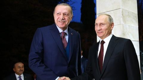 Путин и Эрдоган могут обсуди…