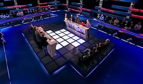 Политические ток-шоу,   зрит…