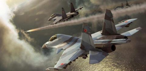 ВКС РФ и САА сорвали атаку б…