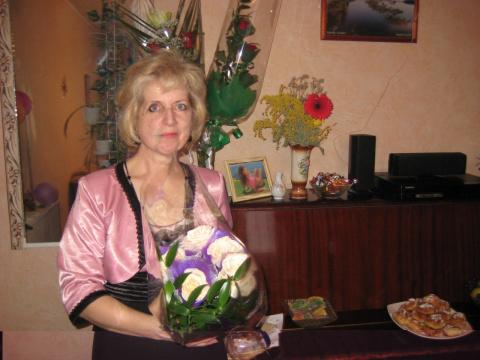 Галина Бондарева (Табола)
