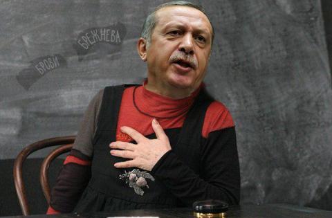 Эрдогана дожали или он сам? …
