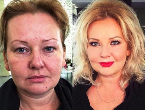 Искусство макияжа — 22 приме…