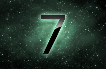 Тайны числа Семь