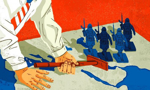 Планы США: Либо Майдан у Кре…