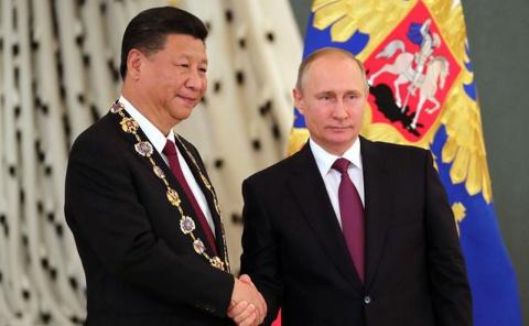 Россия и Китай — Сталин и Мао смотрят на нас. Александр Роджерс