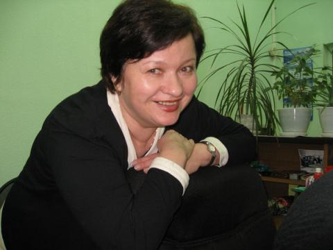 Людмила Борейша