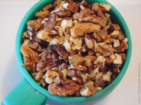 Домашние конфеты из орехов и…
