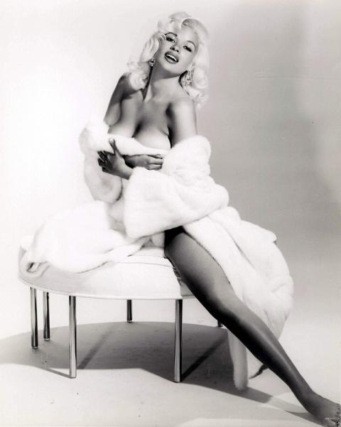 Джейн Мэнсфилд (биография, 48 фото)