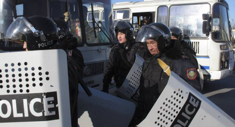 Казахстан: культ «лидера нации»