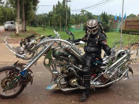 Как не сбить мотоциклиста: наиболее полное руководство от самих мотоциклистов