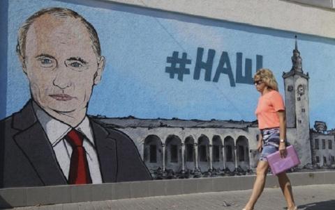 Президент РФ закрыл «крымски…