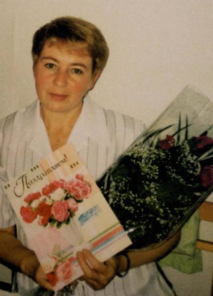Валентина Кашина