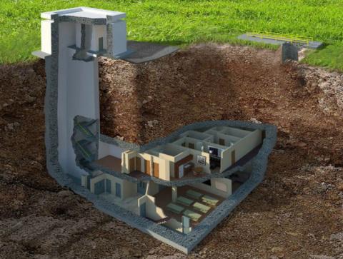 Уютный ядерный бункер, спосо…