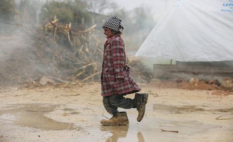 Сирийские беженцы — проблема для Ливана. Al Joumhouria, Ливан