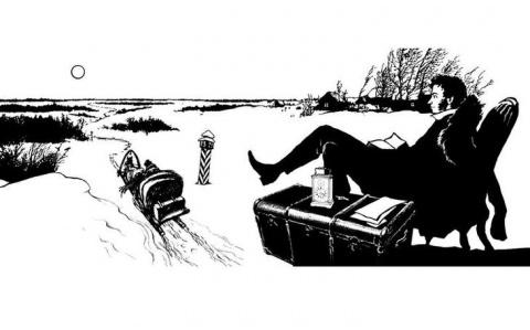 ПДД XIX века — спецсигналы, ксенон и шиномонтаж