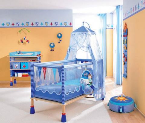 Балдахин на детскую кроватку…