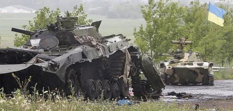 Украинская армия понесла колоссальные потери в Донбассе