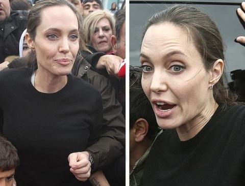 """Названа причина """"предсмертного"""" состояния Анджелины Джоли"""
