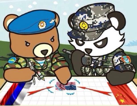 Минобороны РФ и КНР отработали совместную противоракетную оборону, на зависть США
