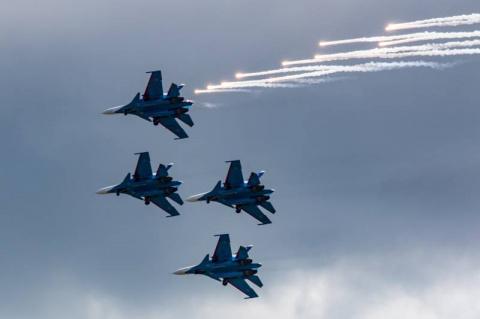 Рассказы об оружии. Су-30СМ.…