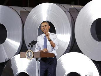 США обложили сталь из Китая …