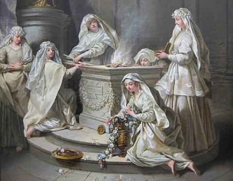 10 малоизвестных фактов о весталках - самых могущественных женщинах Древнего Рима