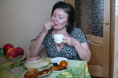 Альфия Абдулова (личноефото)
