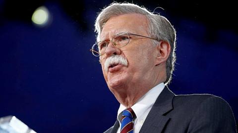 Болтон: после разгрома ИГ Америке предстоит выдавить Россию из Сирии