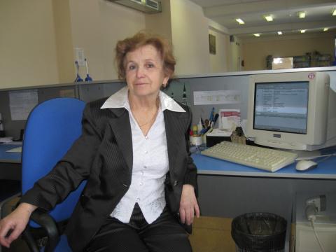 Людмила Иванкович (Сорокина)