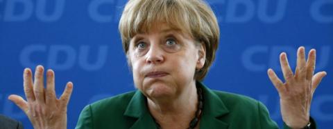Меркель пугает Россию новыми…
