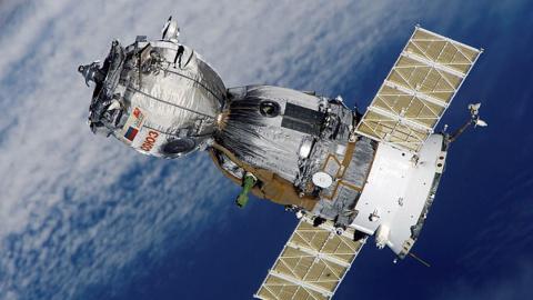 «Союз МС-05» с тремя космонавтами отстыковался от МКС и возвращается на Землю
