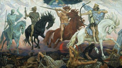В древних священных книгах сказано, что 2017 год станет последним