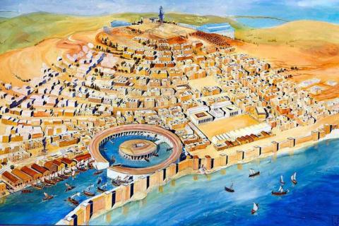 Карфаген - проклятие Рима