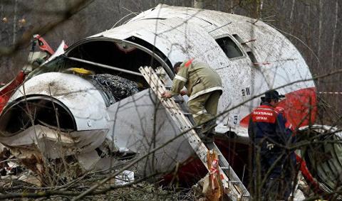 Украина: Ту-154 сбили россий…