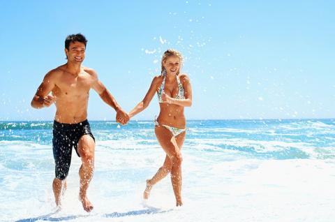Как правильно впервые провести отпуск вместе