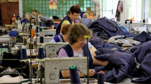 Российскую одежду стал покуп…