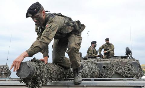 НАТО должна сделать ставку н…